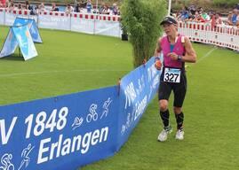 Doris und Thorsten König erfolgreich im Triathlon