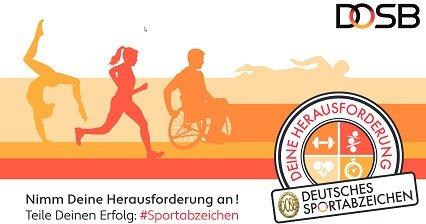 Sportabzeichen 2021 beim TSV Ilshofen