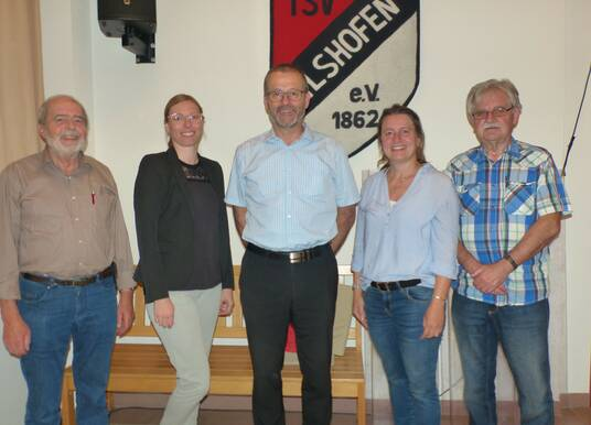 Jahreshauptversammlung Förderverein TSV Ilshofen